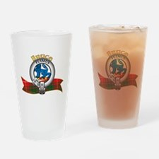 Bruce Clan Drinking Glass