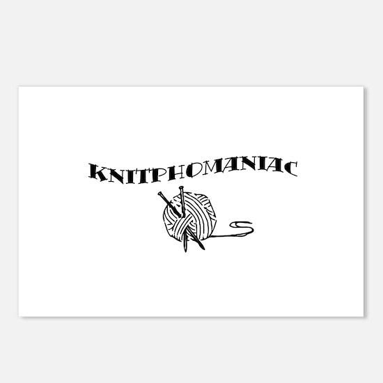 Knitphomaniac Postcards (Package of 8)
