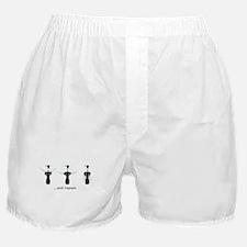 Wine Aerobics Boxer Shorts