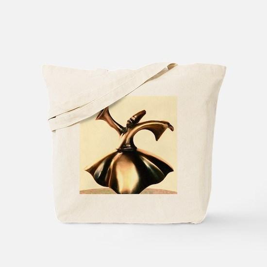 Sufi_Dervish art Tote Bag