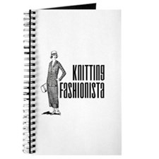 Knitting Fashionista Journal