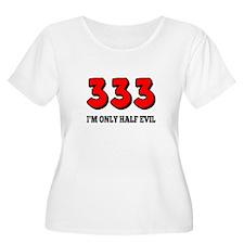333 Half Evil T-Shirt
