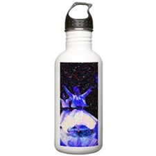 Whirling Dervishes in  Water Bottle