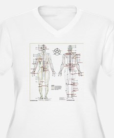 Chinese Meridians T-Shirt
