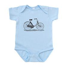 Vintage Bike Infant Bodysuit