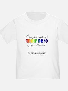 Hero RAINBOWW T-Shirt