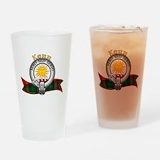 Kerr Clan Drinking Glass