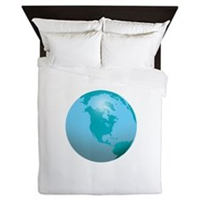 Earth Queen Duvet