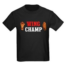 Hot Wing Champ T-Shirt