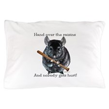 Chin Raisin Pillow Case