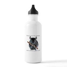 Chin Raisin Water Bottle