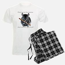 Chin Raisin Pajamas
