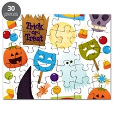 trick or treat v2 Puzzle