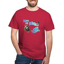Save Our Sea Turtles.. Save O T-Shirt