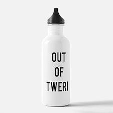 Out of Twerk Water Bottle