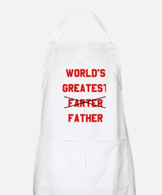 World's  Greatest Father Apron
