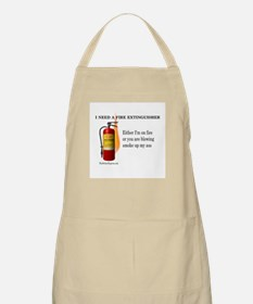 Smoke Up My Ass BBQ Apron