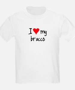 I LOVE MY Bracco T-Shirt