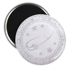 Space Academy Seal Magnets