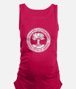 Tree Huggers Society Seal Maternity Tank Top