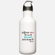 NurseSayings 2 Water Bottle