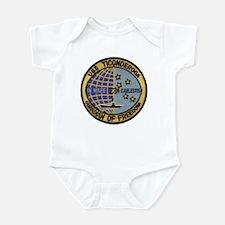 USS TICONDEROGA Infant Bodysuit