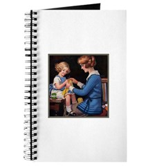 Mother and Daughter Knitting Journal