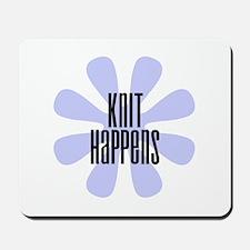 Knit Happens Mousepad