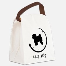 Bolognese Canvas Lunch Bag
