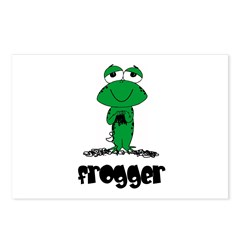 Yarn - Frogger Postcards (Package of 8)
