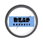 Bead Goddess Wall Clock