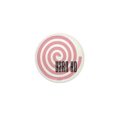 Yarn Ho Mini Button