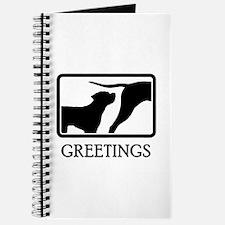 Border Terrier Journal