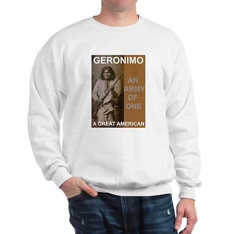 Geronimo Great American Sweatshirt