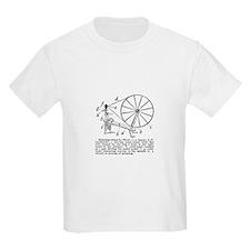 Yarn - Vintage Spinning Wheel T-Shirt