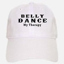 Belly Dance My Therapy Baseball Baseball Cap