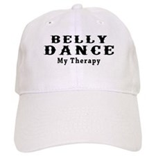 Belly Dance My Therapy Baseball Cap