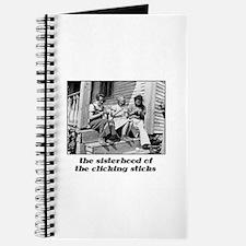 Sisterhood of the Clicking St Journal