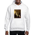 The Knitting Lesson Hooded Sweatshirt