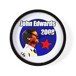 John Edwards 2008 Campaign Clock