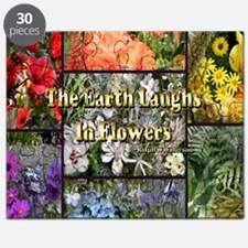 The Earth Laughs in Flowers Puzzle