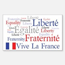 Vive La France Decal