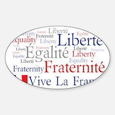 Vive La France Decal