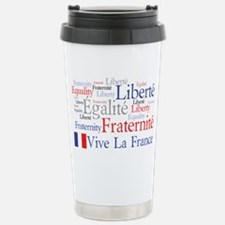 Vive La France Travel Mug