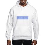 Knitter In Training Hooded Sweatshirt