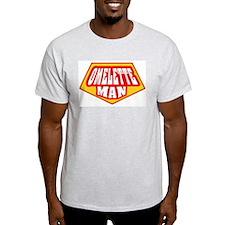 Omelette Man Ash Grey T-Shirt