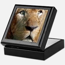 Lion005 Keepsake Box