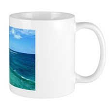 Cliffs in Guadeloupe Mug