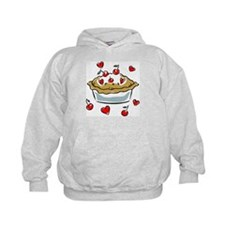 I Love (Heart) Cherry Pie Hoodie