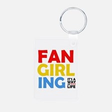 Fangirling: It's A Way Of Life Keychains